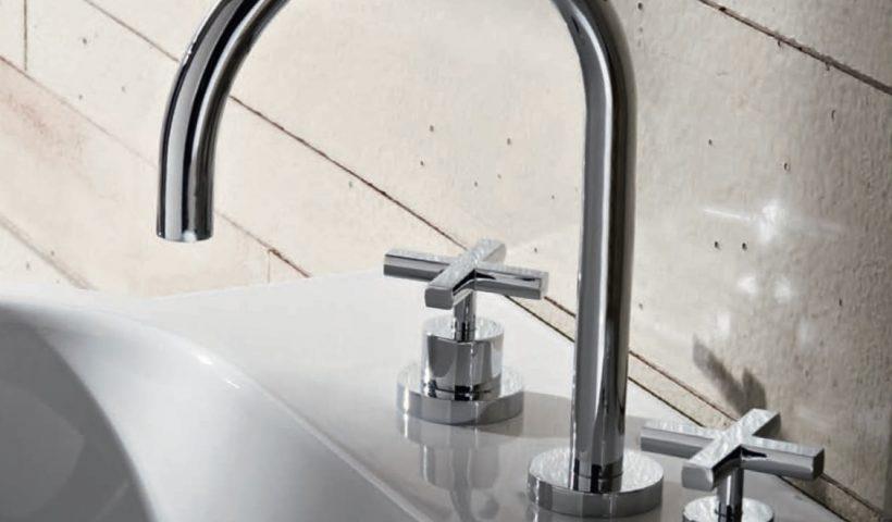percer carrelage pour mettre robinet